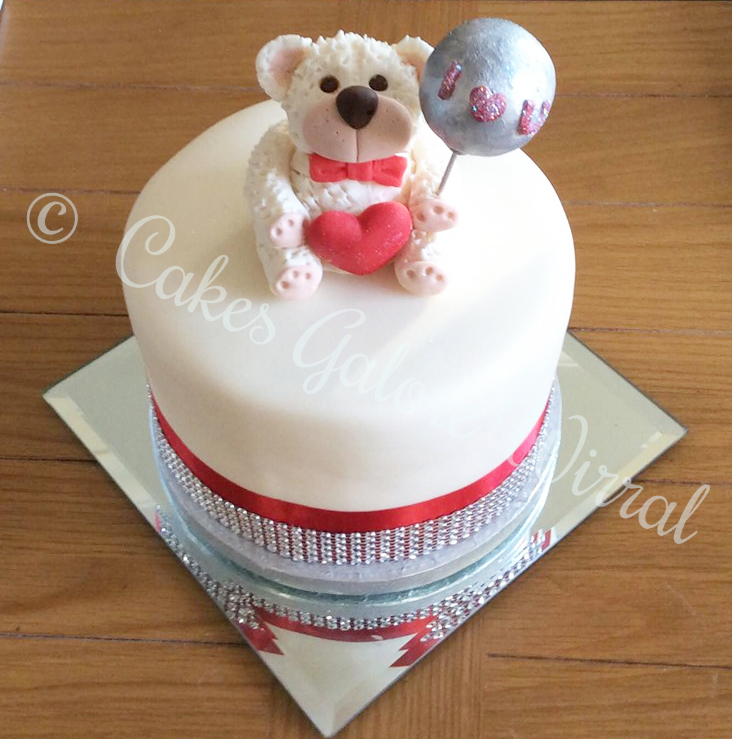 Cakes Galore Wirral - Valentine's Day Cakes