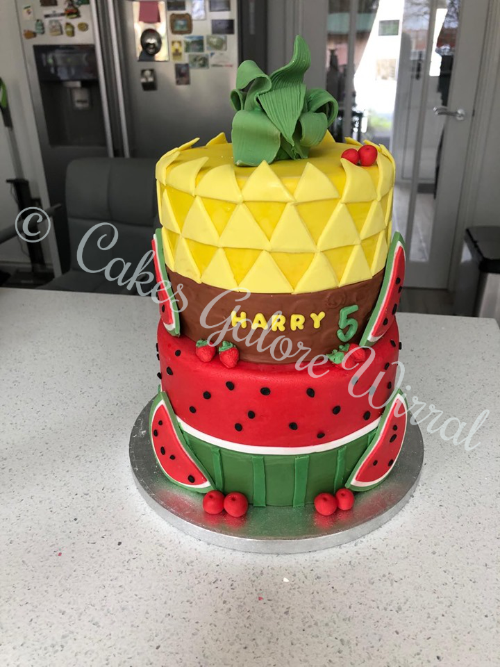 Cakes Galore Wirral - Children's Cakes