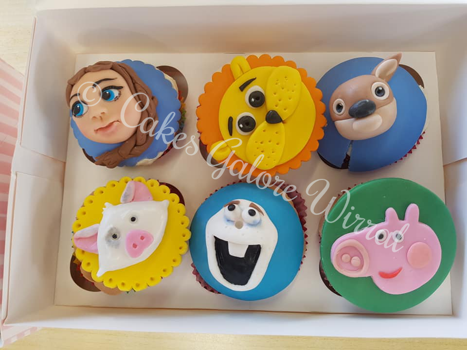 Cakes Galore Wirral - Cupcakes