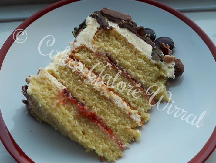 Cakes Galore Wirral -  Flavours