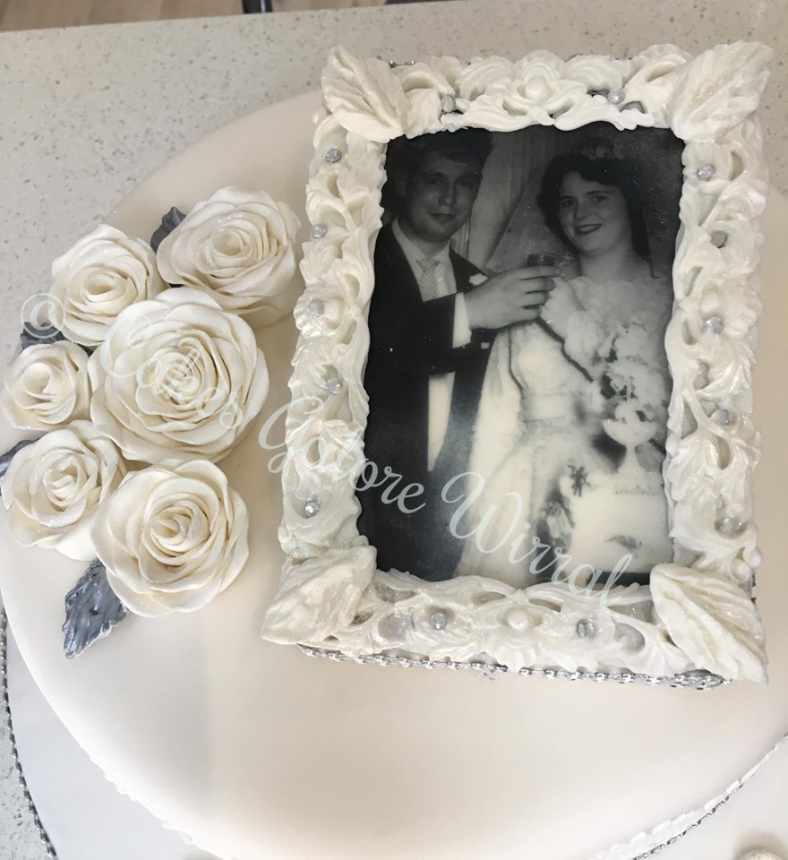 Cakes Galore Wirral - Anniversary Cakes